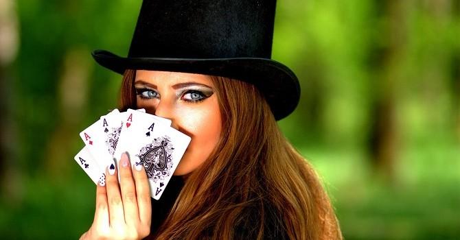gambler's body language