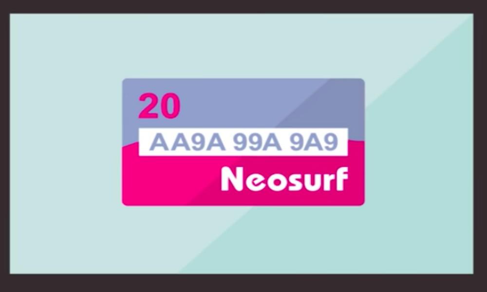 neosurf deposit method rtg online casino