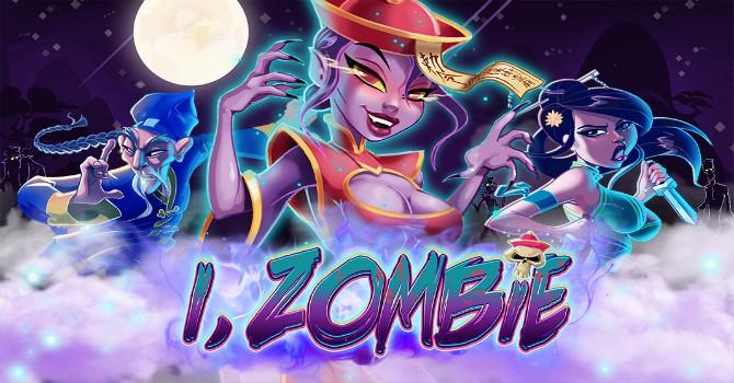 I Zombie online pokie