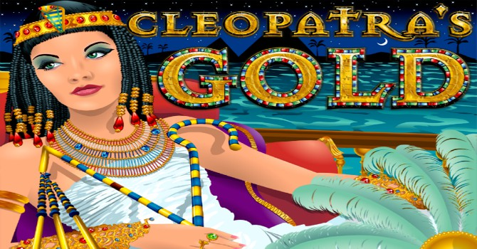 cleopatras gold pokie