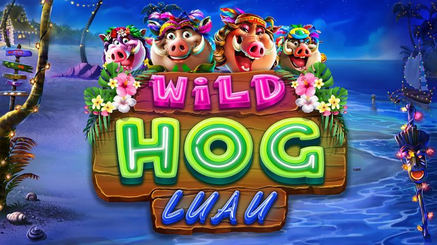 Wild Hog Luau RTG Pokie Calls for a Party