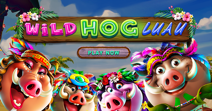 Wild Hog Luau Play Now