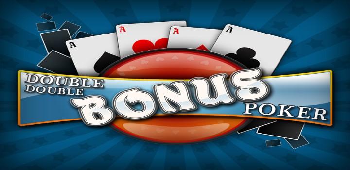 video poker double double bonus poker