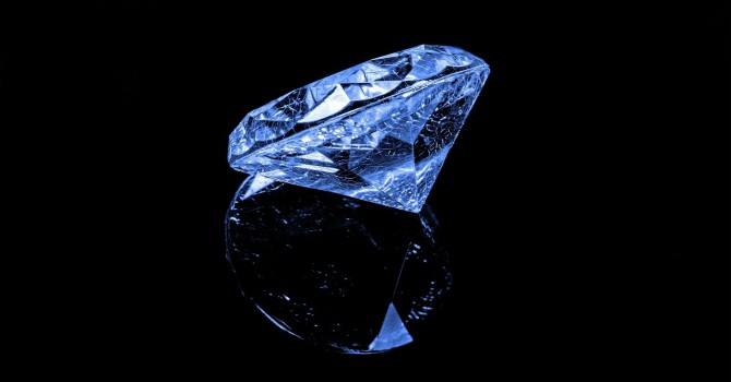 Tokenized diamonds