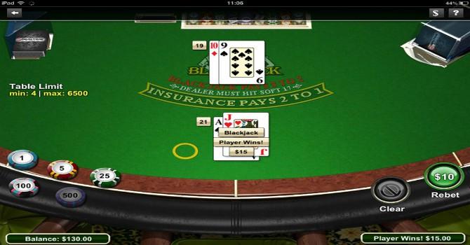 rtg blackjack online