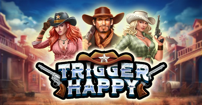 Trigger Happy RTG pokie