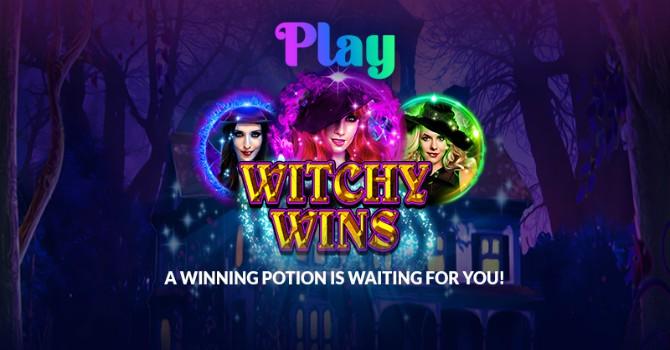 Witchy Wins Pokie