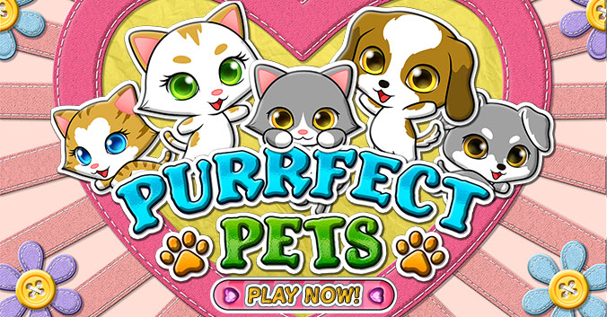 Purrfect Pets play now
