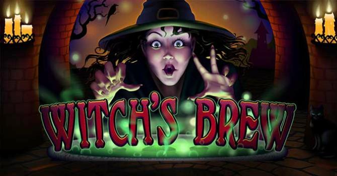Witch's Brew pokie