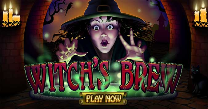 Witch's Brew play now