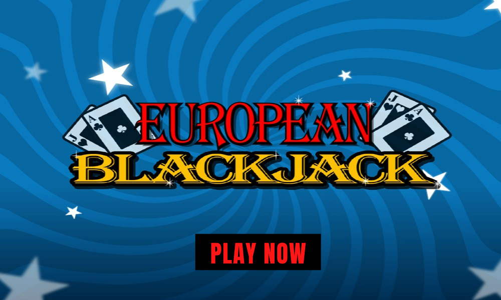 European Blackjack play now