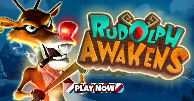 Massive Win Rudolph Awakens play now