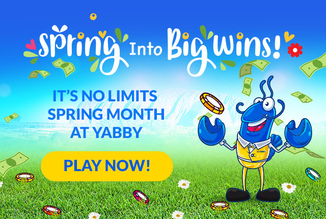 Spring promotion play now