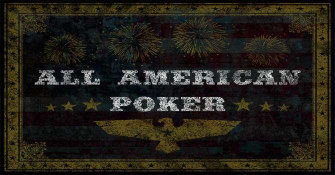 All American poker video poker
