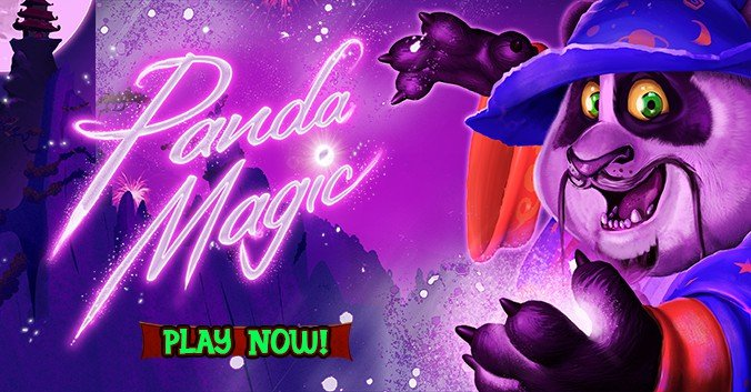 Panda Magic play now