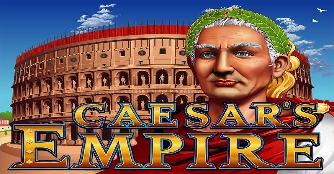 Caesar's Empire pokie