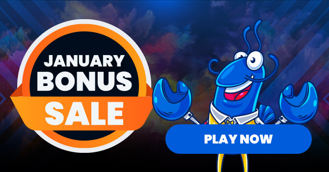 January Bonus Sale play now