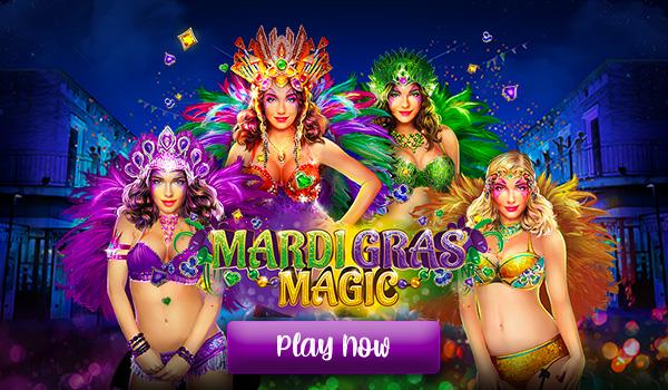 Mardi Gras Magic play now