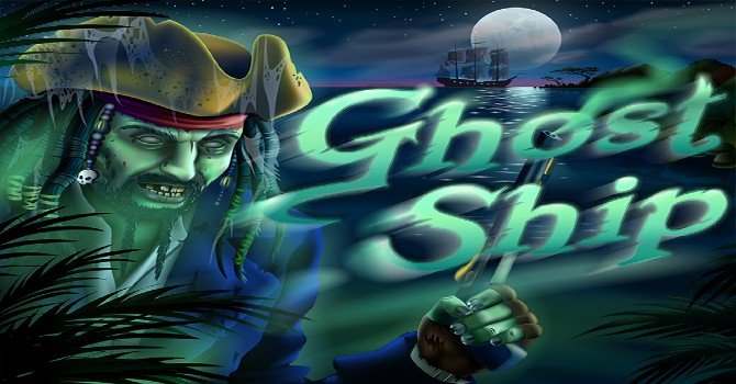 ghost ship pokie