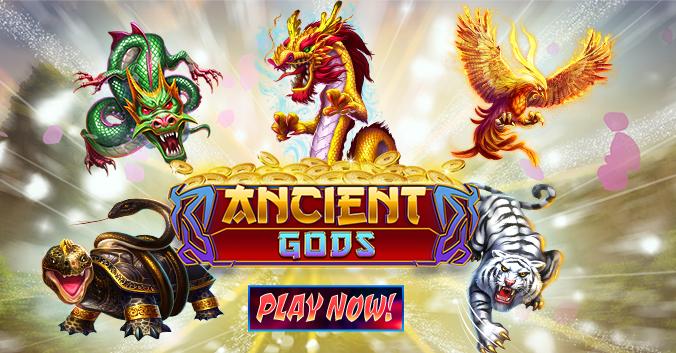 Ancient Gods pokie