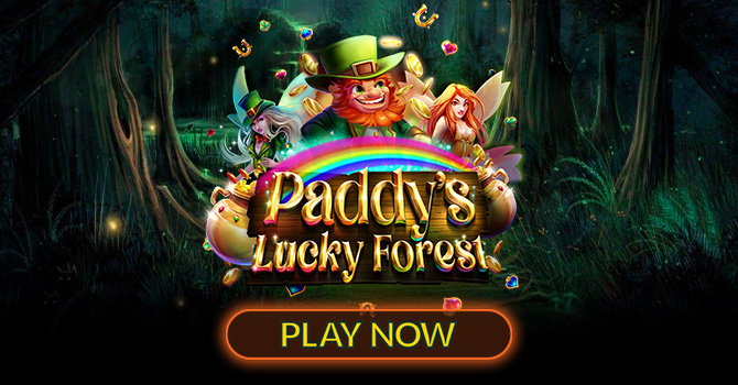 Paddy's Lucky Forest play now