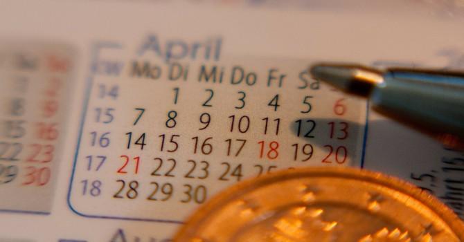 April's rewind