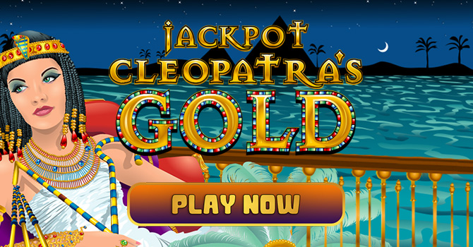 Jackpot Cleopatra's Gold play now