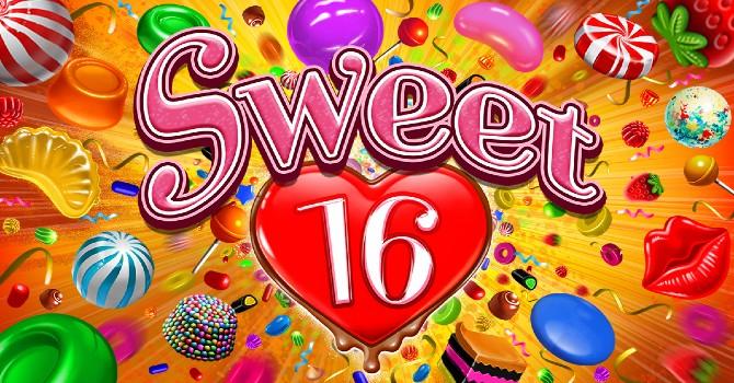 sweet 16 online pokie