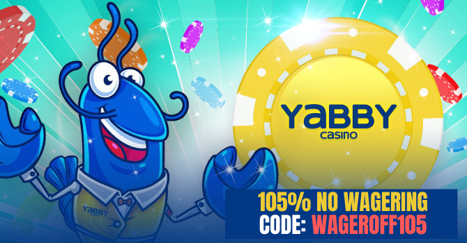 No wagering promo code play now
