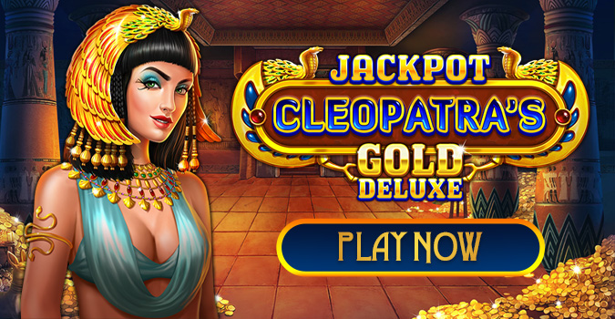 Jackpot Cleopatra's Gold Deluxe play now