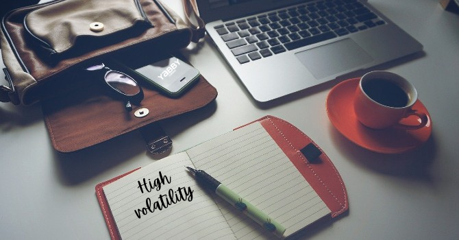 How to recognize a high volatility