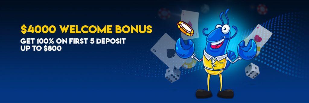 big casino bonuses
