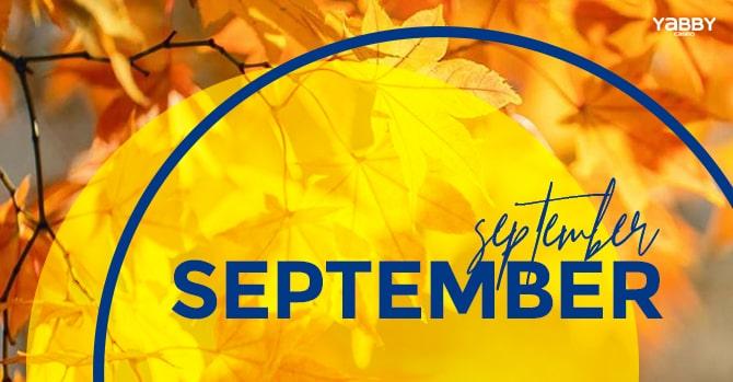 September's Rewind