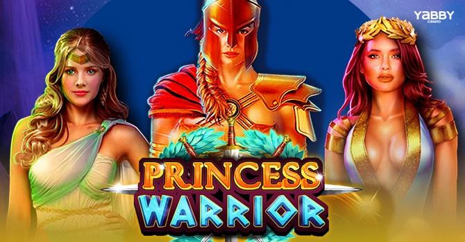 princess warrior pokie