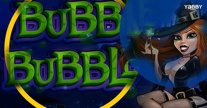 bubble bubble pokie