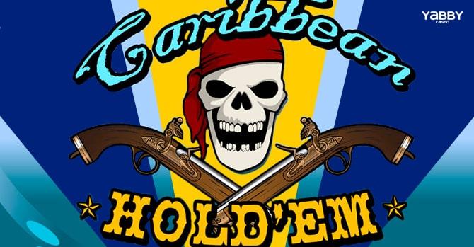 caribbean hold'em poker win
