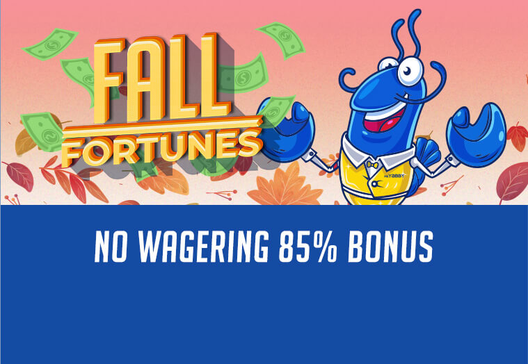 Fall Fortunes promotion